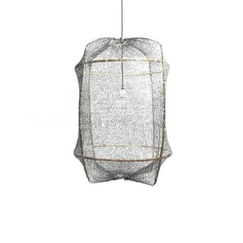 Hanglamp ay illuminate XL-GRIJS sisal