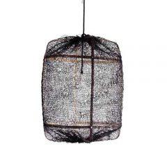 Hanglamp ay illuminate XL-ZWART sisal