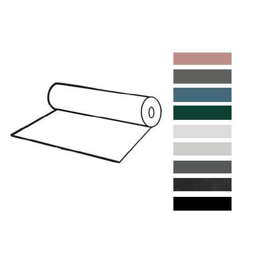 Kleurstalen MAGNEET-KRIJTBORDBEHANG LUXE