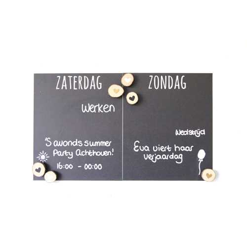 Magneet Boomstam XS HARTJE (8)