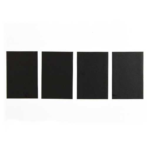 Magneetbordjes MAGNETISCH BLANCO zwart 10×15 (4)