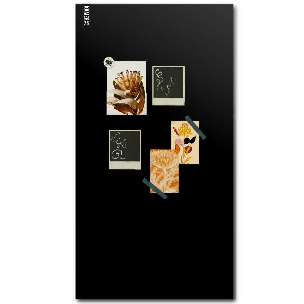 Magneetkrijtbord_zwart_+Magneten