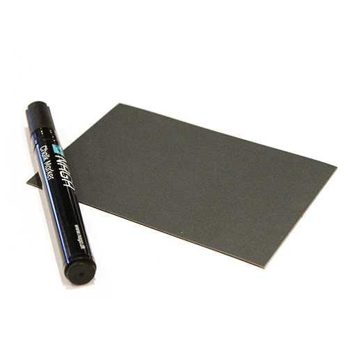 POST IT magnetisch 9×14 cm OLIJFGROEN
