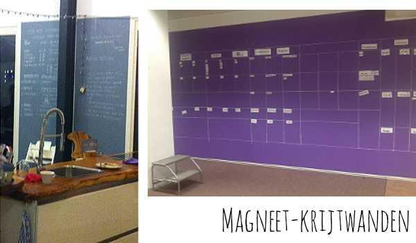 bedrijven pagina magneetwanden