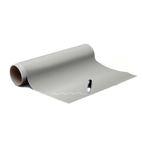 Magneetbehang mat - krijtbord groengrijs rol