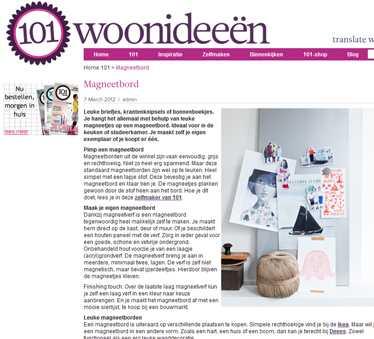blog magneetborden 101 woonideen