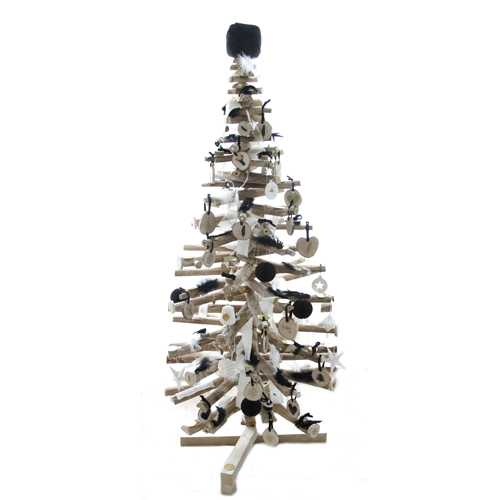 kerstboom boomstam 2014