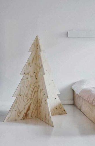 Kerstinspiratie! Kerstboom underlayment
