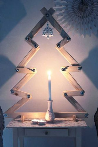 kerstboom vurenhout schroeven
