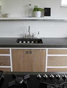 Nieuwe styling keuken