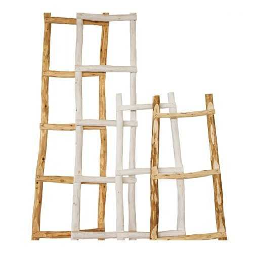 Boomstam ladder 200 cm atelier kamer26 - Hout deco trap ...