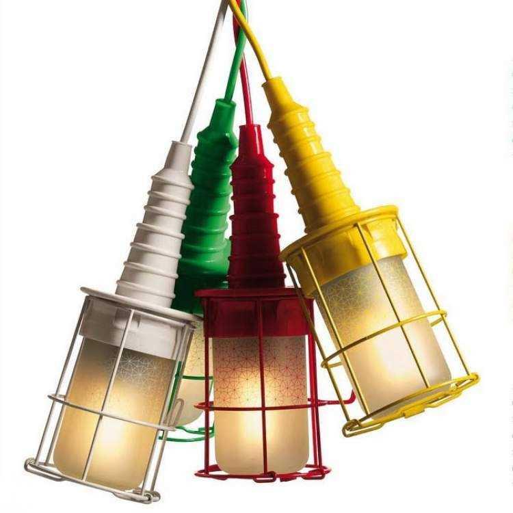 looplampen kleur