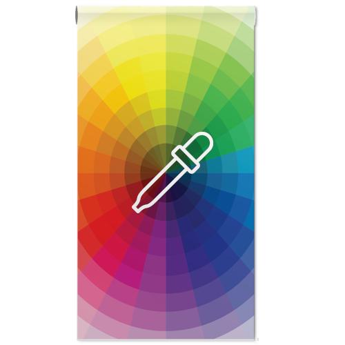 magneet krijtbordbehang luxe eigen kleur