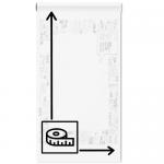 Magneet whiteboardbehang MAATWERK
