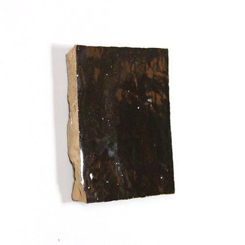 magneet tegel zwart