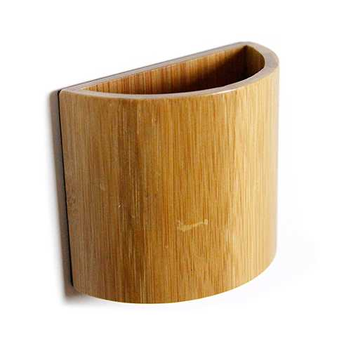 Magneetbakje ROND BAMBOO