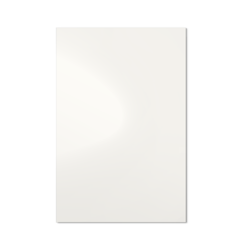 magneetbehang whiteboard 60x100 ral9010