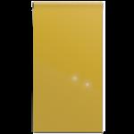 Magneetbehang mat - krijtbord goud rol