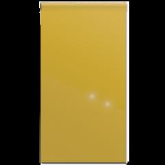 magneetbehang whiteboard luxe goud glossy