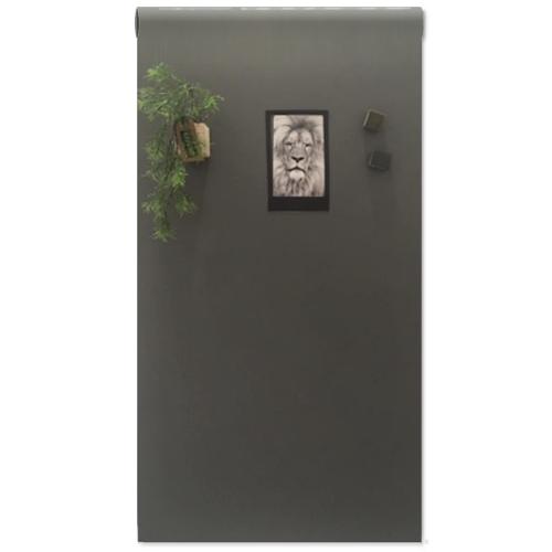 magneet krijtbordbehang luxe olijfgroen