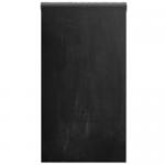 Magneetbehang mat - krijtbord oudzwart