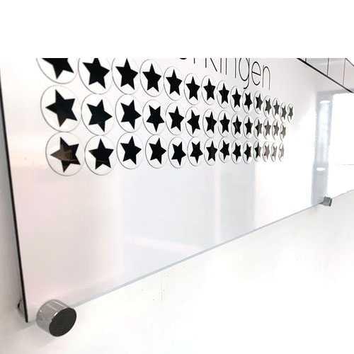 Magneet whiteboard maatwerk