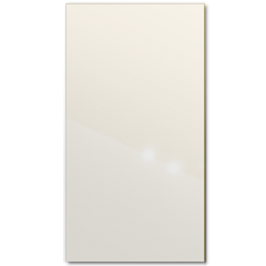 Magneetbord glossy - whiteboard ral9010