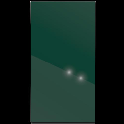 magneetbord_glossy_whiteboard_mosgroen