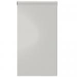 Magneetbehang glossy - whiteboard groengrijs rol