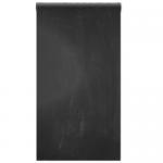 Magneetbehang glossy - whiteboard oudzwart rol