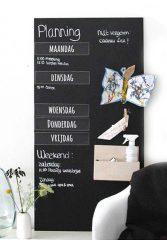 magneetbord planning