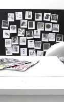 magneetbord polaroid