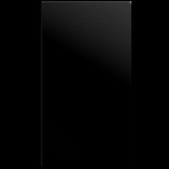magneetkrijtbord zwart