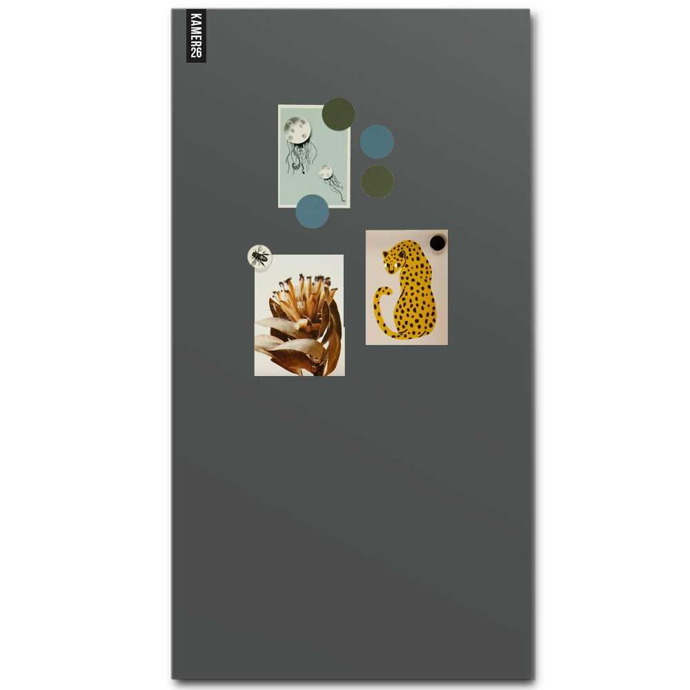 magneetkrijtbord_donkergrijs_+magneten