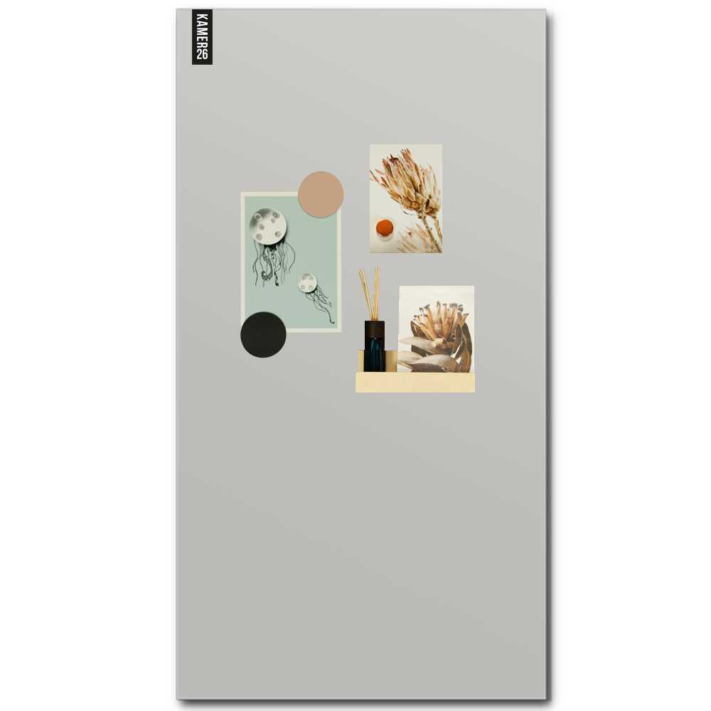 magneetkrijtbord_groengrijs_+magneten