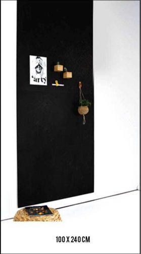 magneetwand zwart home