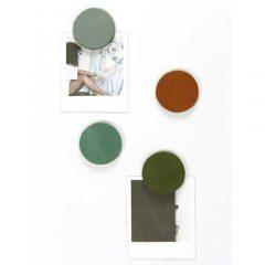 magneten_cirkels_leer_green_styling