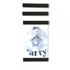 magneten leer zwart