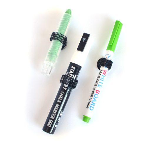 Handige magnetische houder voor markers