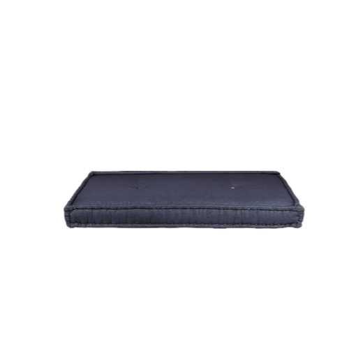 Matraskussens lounge 120x60 cm (10cm) DENIM