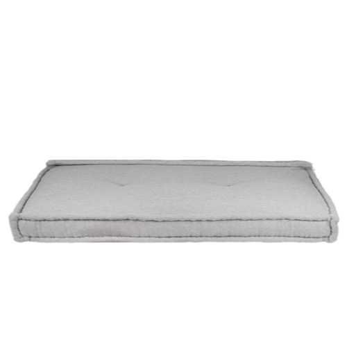 matraskussen grijs 200x60x15