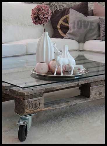 pallet salontafel