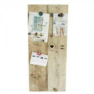 prikbord steigerhout magneten